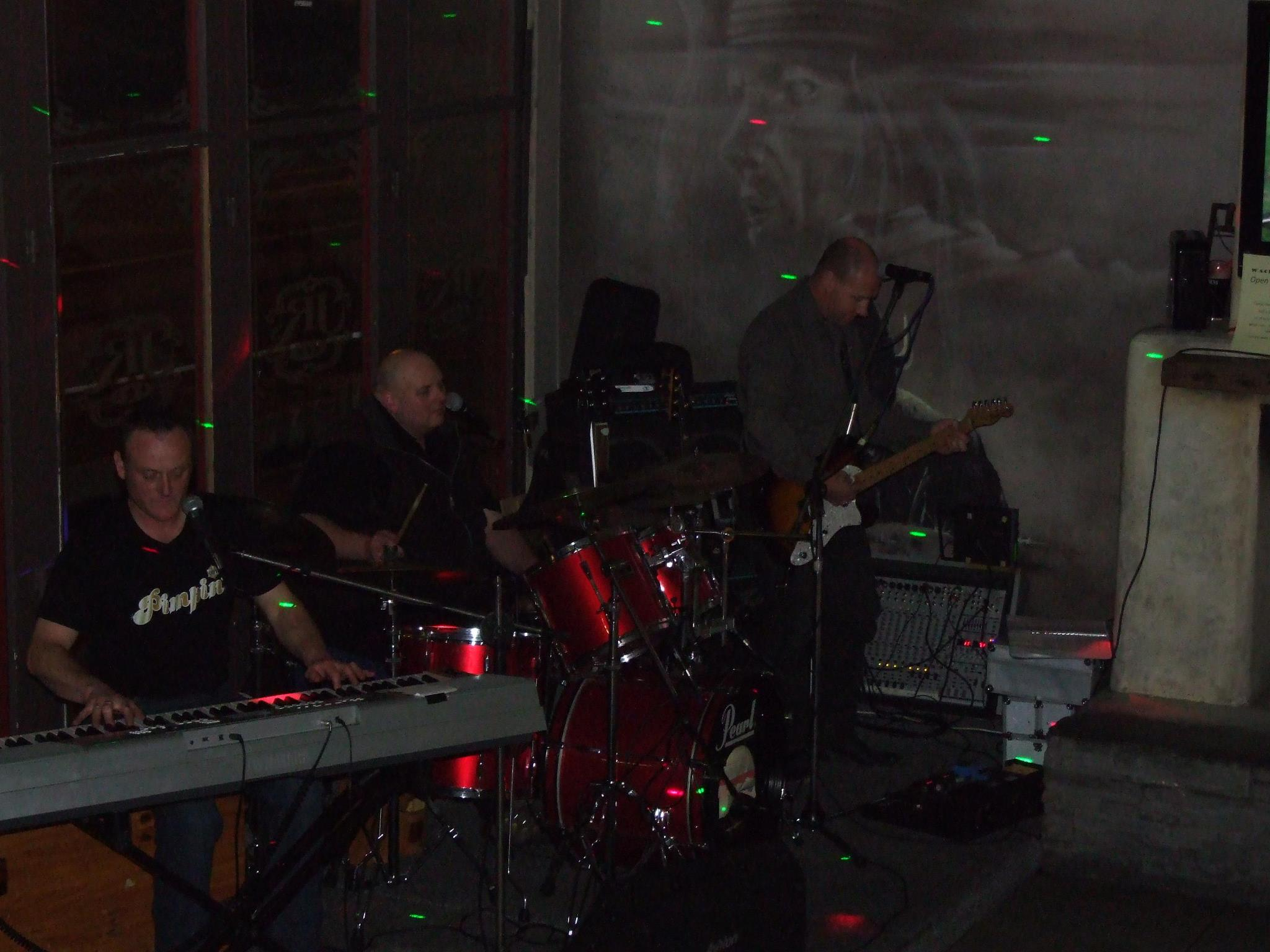 Mike Mckendry at JR's Bar Rangiora 2013
