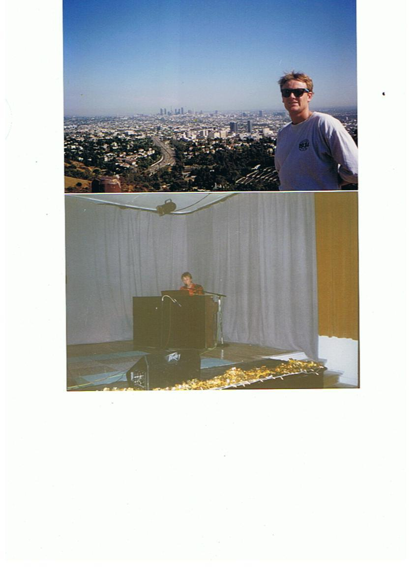 Mike Mckendry in Los Angeles 1997